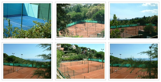 "Album fotos Tennis ""Les Sureres"""